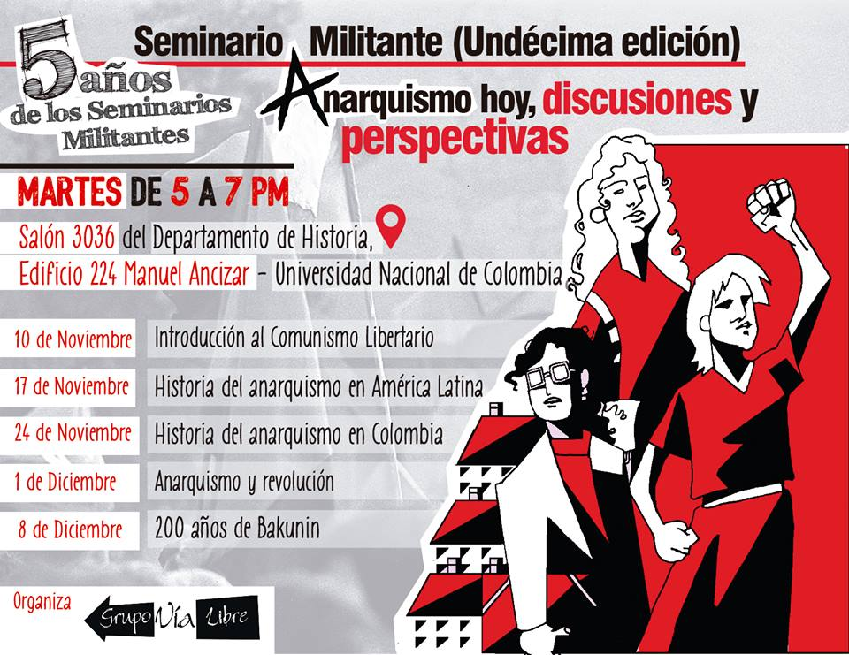 Undécimo Seminario Militante II - 2015